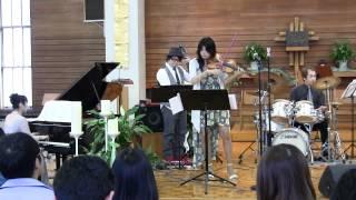 Libertango  依田彩(Vin) (Franciscan Chapel Center) 2012・5・27