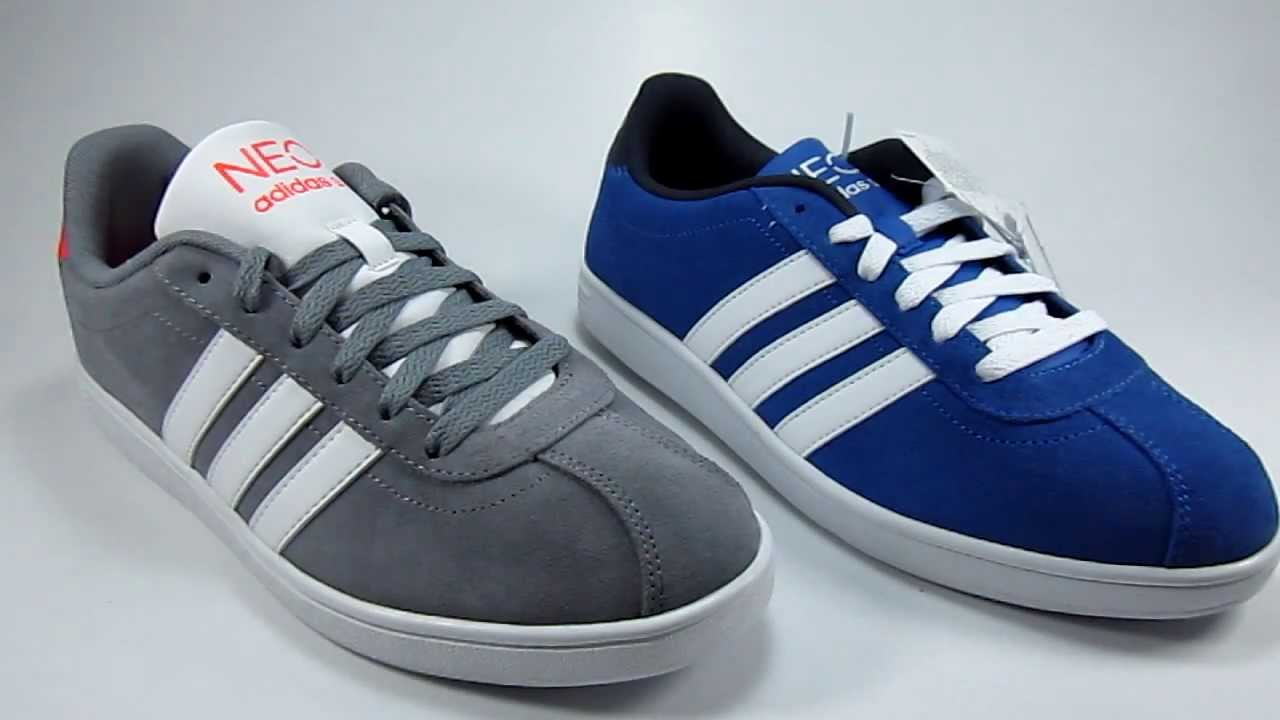Adidas Neo Court Suede Mens Trainers