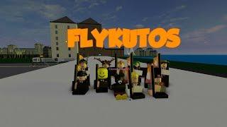Cabin Crew | FlyKutos | Boeing 777 | ROBLOX