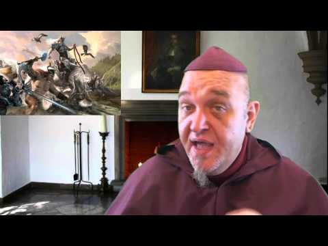 Brother Dominique The Funny Religious History of West Europe Part 1