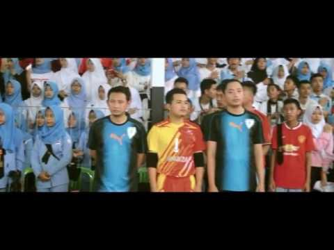 Heboh Liga OSIS Cup SMKN 1 BAWANG