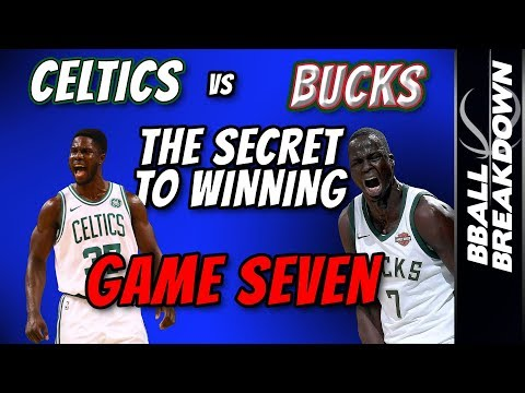 CELTICS v BUCKS: The SECRET To Winning GAME 7