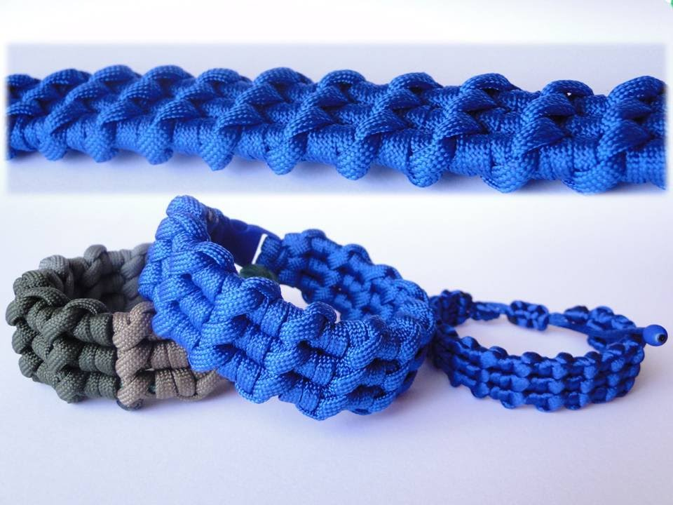 bracelet cnb z wave ocean nautical