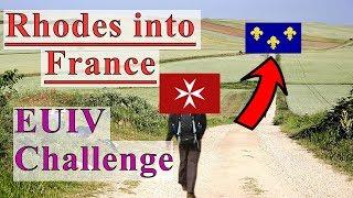 Country Rhodes  EUIV Challenge Run