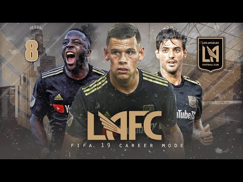 BATTLE FOR 1ST PLACE!!! - LAFC Career Mode (Episode 8) - FIFA 19 Gameplay