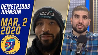 Demetrious Johnson weighs in on UFC flyweight title picture | Ariel Helwani's MMA Show