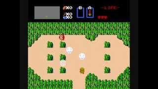 The Legend of Zelda : Minimalist Run - Part 1 : Comfort Eagle