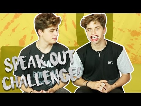 Thumbnail: MARTINEZ TWINS PLAY SPEAK OUT!