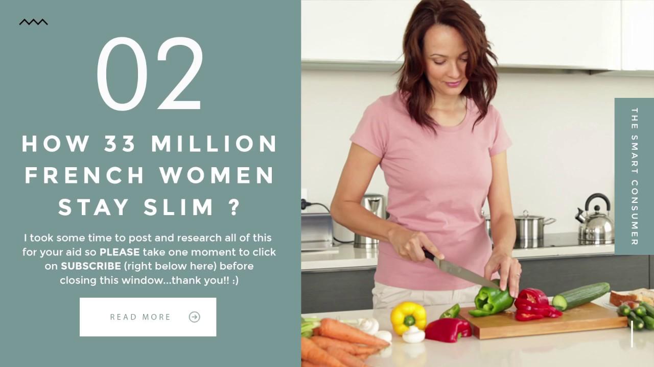 French women diet