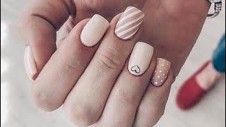 Модный маникюр 2020 2021 40 идей дизайна ногтей Manicure 2020 Nail Art