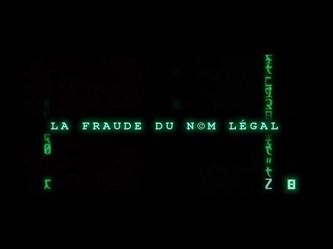 LA FRAUDE DU N©M LÉGAL (montage provisoire)