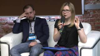 "MBLT16: Panel Discussion ""Main trends in the development of mobile ads"""