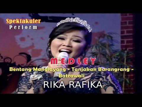 Rika Rafika Medley (Bentang manglayang, Tanjakan Burangrang, Batrawali)
