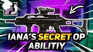 Iana's Secret OP Ability
