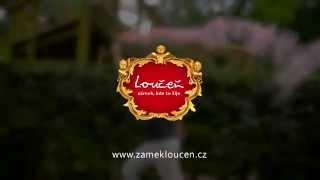 Zámek Loučeň - labyrinty