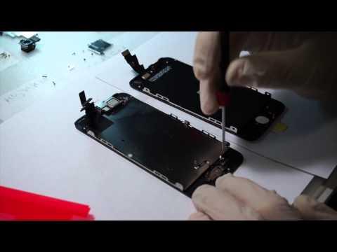 Как поменять дисплей на iPhone 5S и несколько полезных советов по эксплуатации смартфона