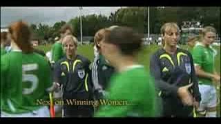 Bend it like a Girl - Ireland's Football Women