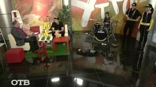 Хорошее музыкальное настроение от рок-группы Rogi (17.02.15)