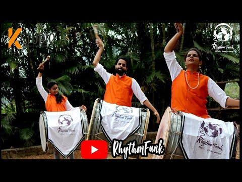 Kamariya X Chogada || Darshan Raval || Indian (DHOL - TASHA ) Cover Feat.K Studio || #RhythmFunk