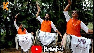 kamariya X Chogada || Darshan Raval || Indian (DHOL - TASHA) Cover Feat.K Studio || #RhythmFunk
