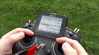 Jeti DS 12 Range Test