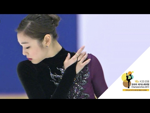 2014 Korean Nationals Ladies FS Group 4 Full Version