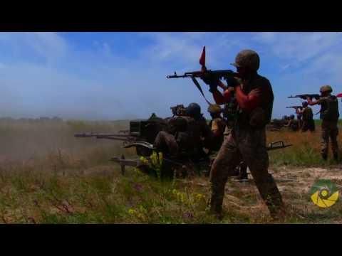 Військове телебачення України: Розпечені стволи ЗУ-23-2. Змагання кращих зенітників