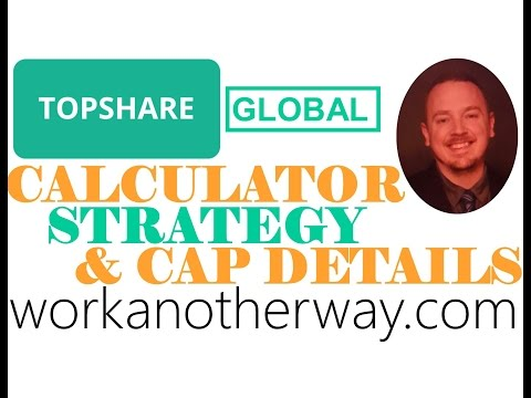 Topshare Global Calculator Strategy Top Share Global Review Tutorial Calculator with Paul Graue
