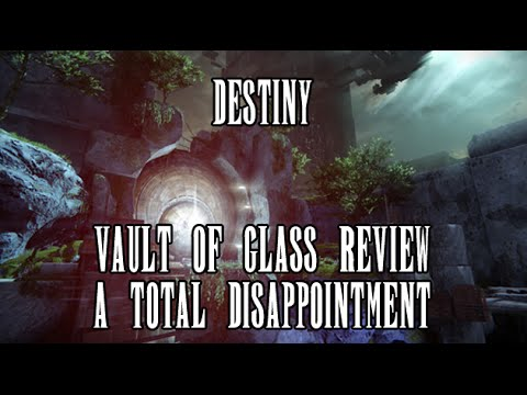 destiny vault of glass no matchmaking