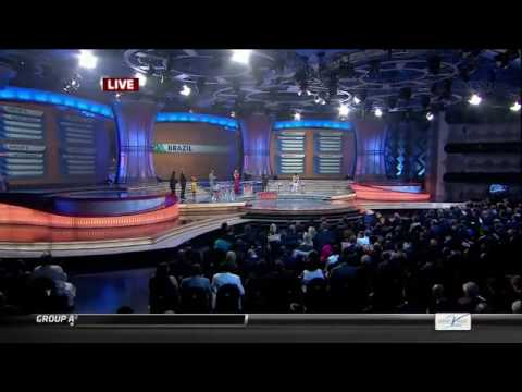 FIFA 2010 : World Cup Final Draw Part 24