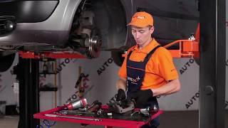 Urmăriți un ghid video despre montare Placute Frana RENAULT SCÉNIC II (JM0/1_)