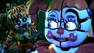 [SFM FNAF] Circus Baby VS. Scrap Baby