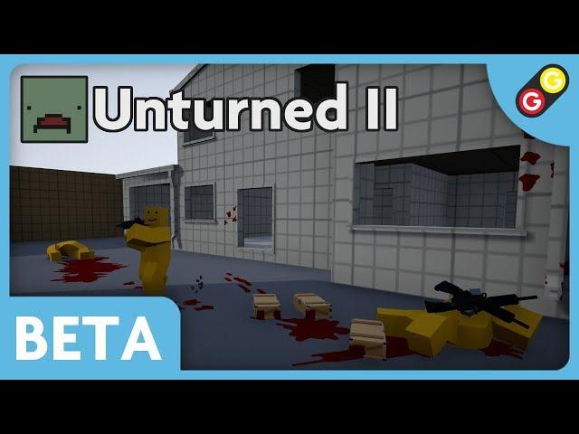 Unturned II BETA - Sandbox Map [FR]