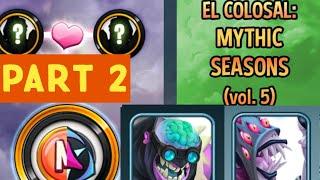Monster Legends - El Colosal : Mythic Seasons 5 Part 2 screenshot 5