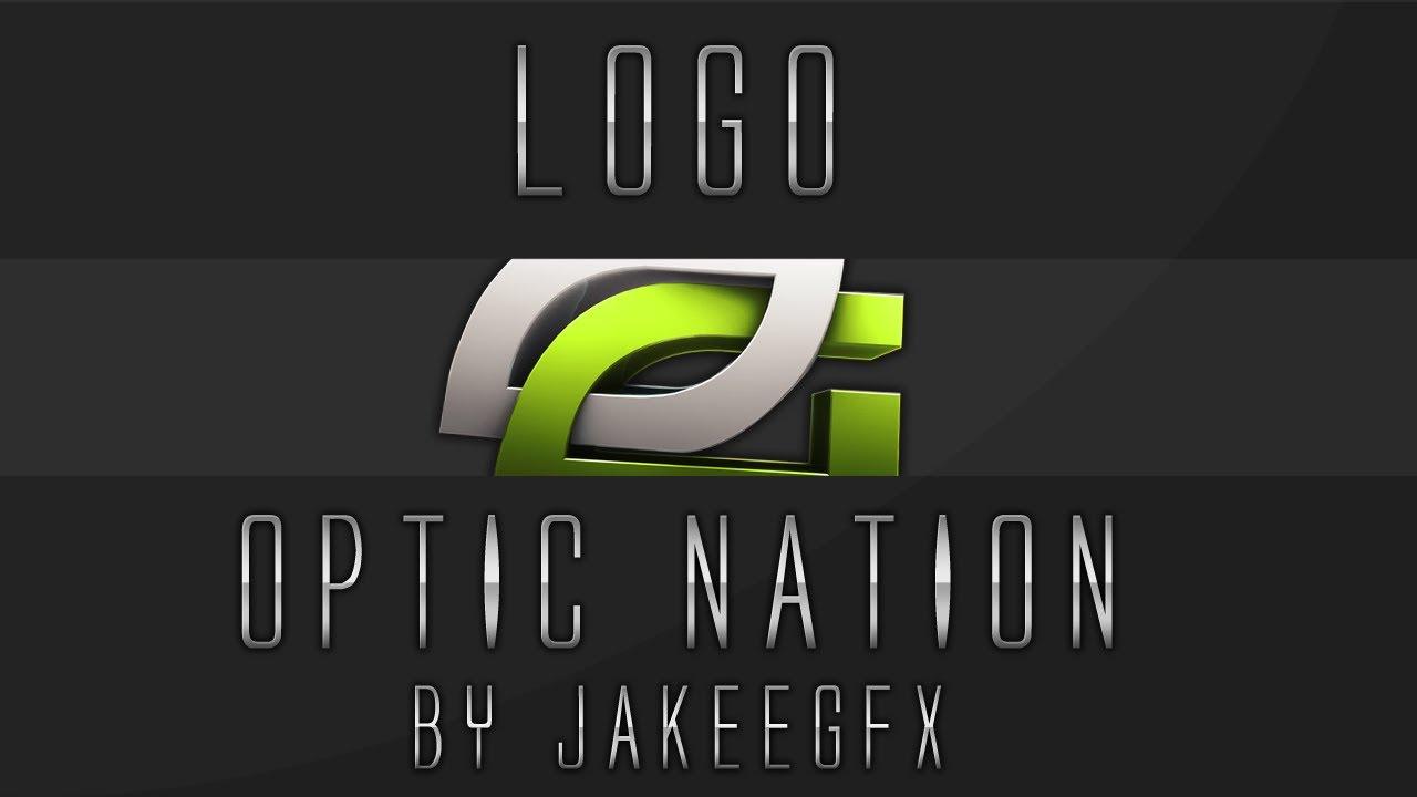 Optic Nation Logo Template Youtube