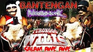 Turonggo Wilis Bantengan Galak Ngamuk Live GOR Bung Karno Traditional Dance Of Java