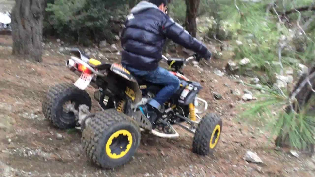 Can Am Ds 450 >> Can Am Ds 450 Kills The Hill