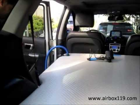 Air Mattress for Vehicles  YouTube