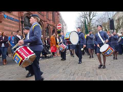 St George's Day parade york 2018