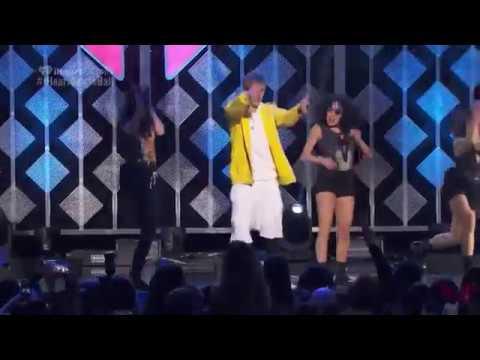 Justin Bieber at Z100 Jingle Ball (Full Performance)