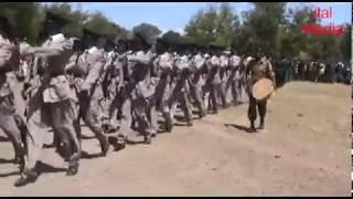 KENYA POLICE NEEDS A BAND IN ISIOLO - FUNNY SANA