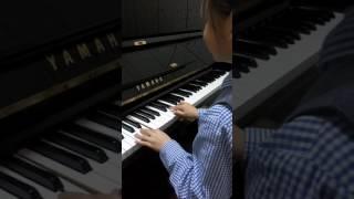 台山商會學校的校歌(鋼琴)