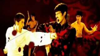 The Legend Of Bruce Lee (A Lenda (Tema) ).WMV
