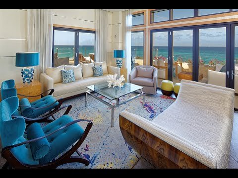 Ritz-Carlton Residences, Grand Cayman - Private Penthouse Su