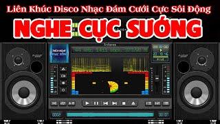 Nhạc Test Loa Cực Chuẩn - LK Nhạc Disco Remix Cực Bốc CỰC SÔI ĐỘNG - Organ Anh Quân #nhactestloa 23