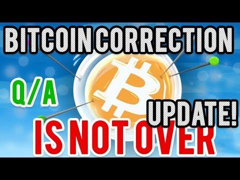 Bitcoin Crash Update! - Buyers Are Still Weak, WAIT! - Q/A