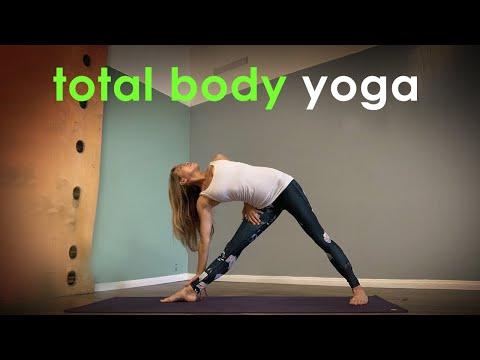Restorative Yin Yoga ~ Relax and Renew - YouTube