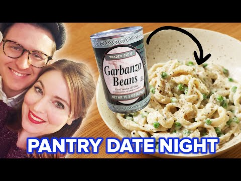 I Tried To Make A Three Course Meal With Pantry Staples • Tasty