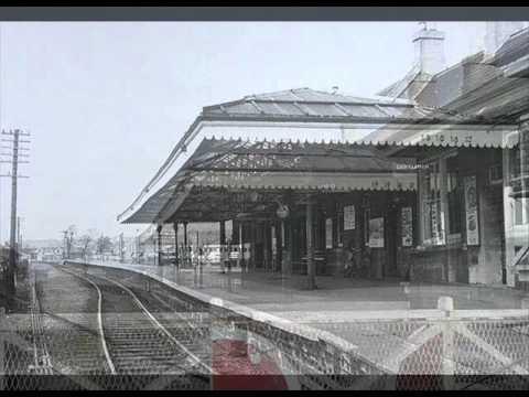 Devon lost railways