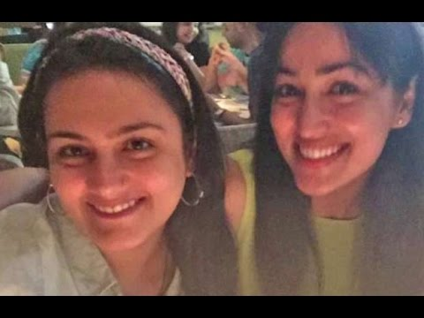 SHOCKING! This Is What Happened When Yami Gautam And Shweta Rohira Came Face To Face!